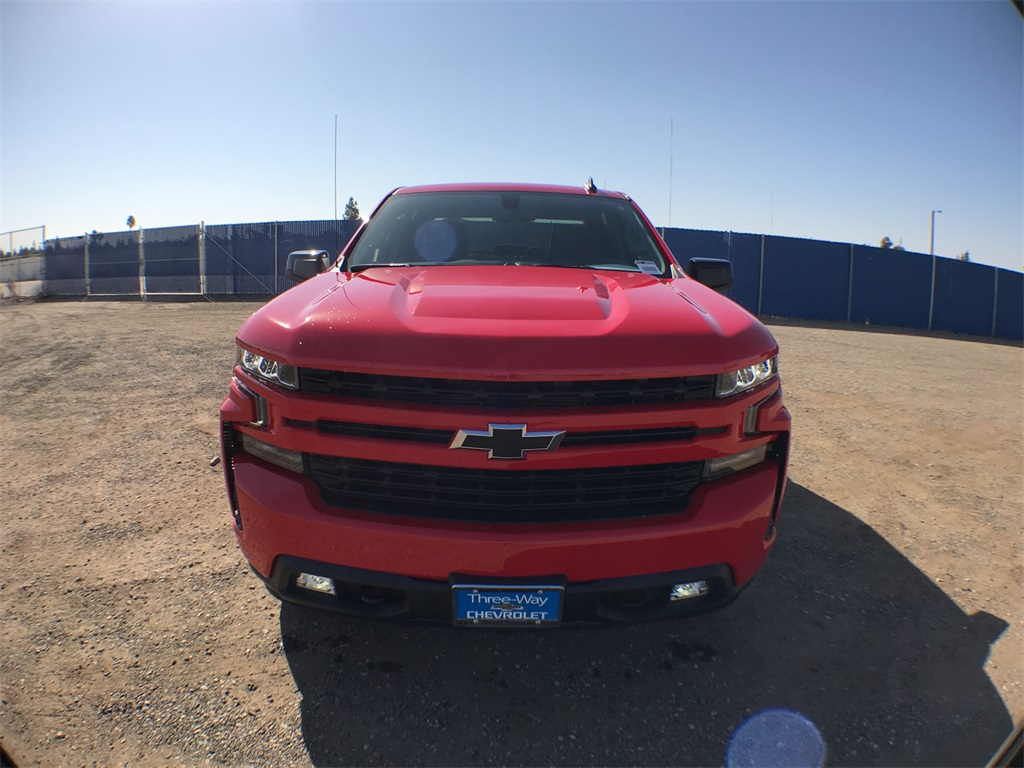 2019 Silverado 1500 Crew Cab 4x2,  Pickup #909302K - photo 4