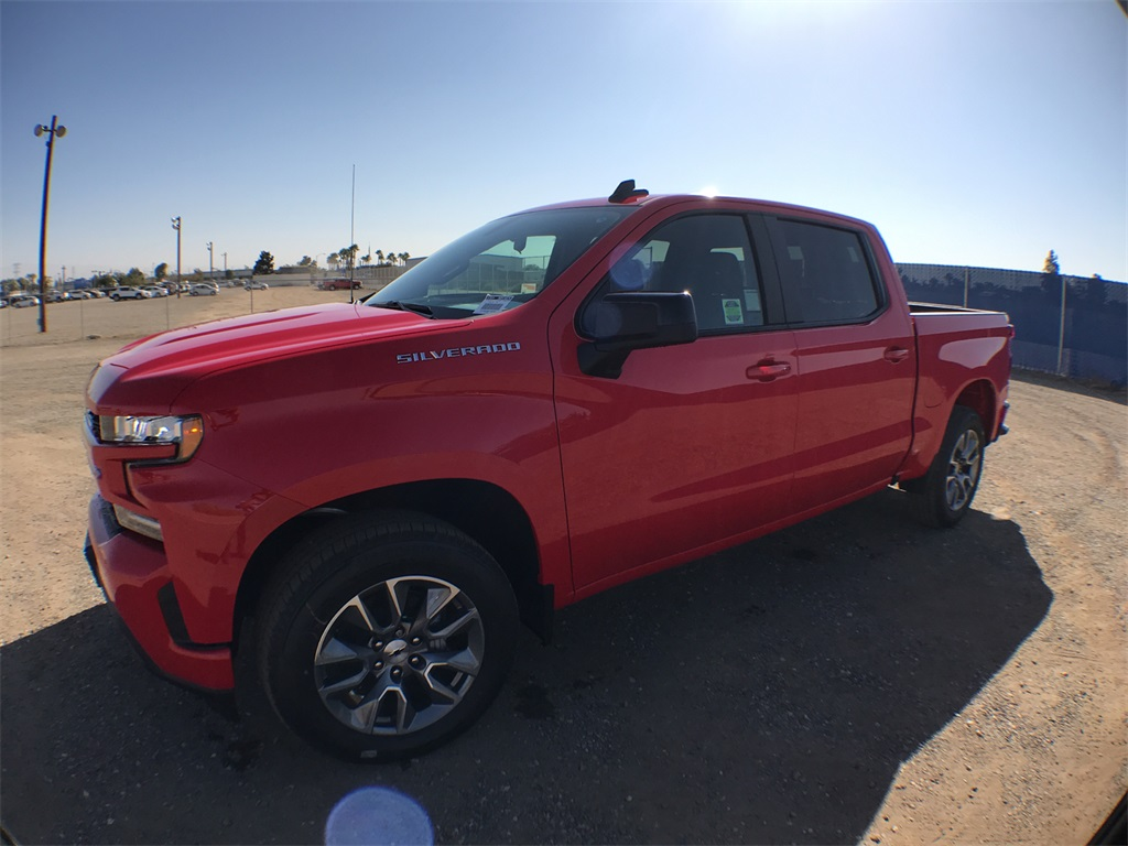 2019 Silverado 1500 Crew Cab 4x2,  Pickup #909302K - photo 1