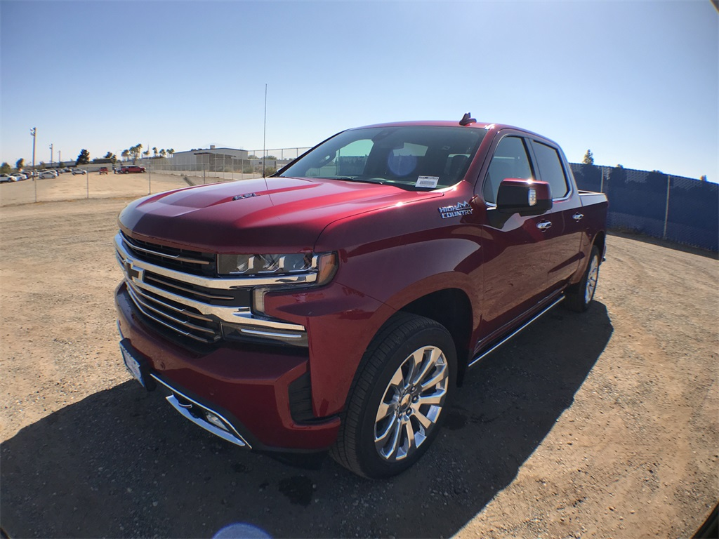 2019 Silverado 1500 Crew Cab 4x4,  Pickup #909426K - photo 1