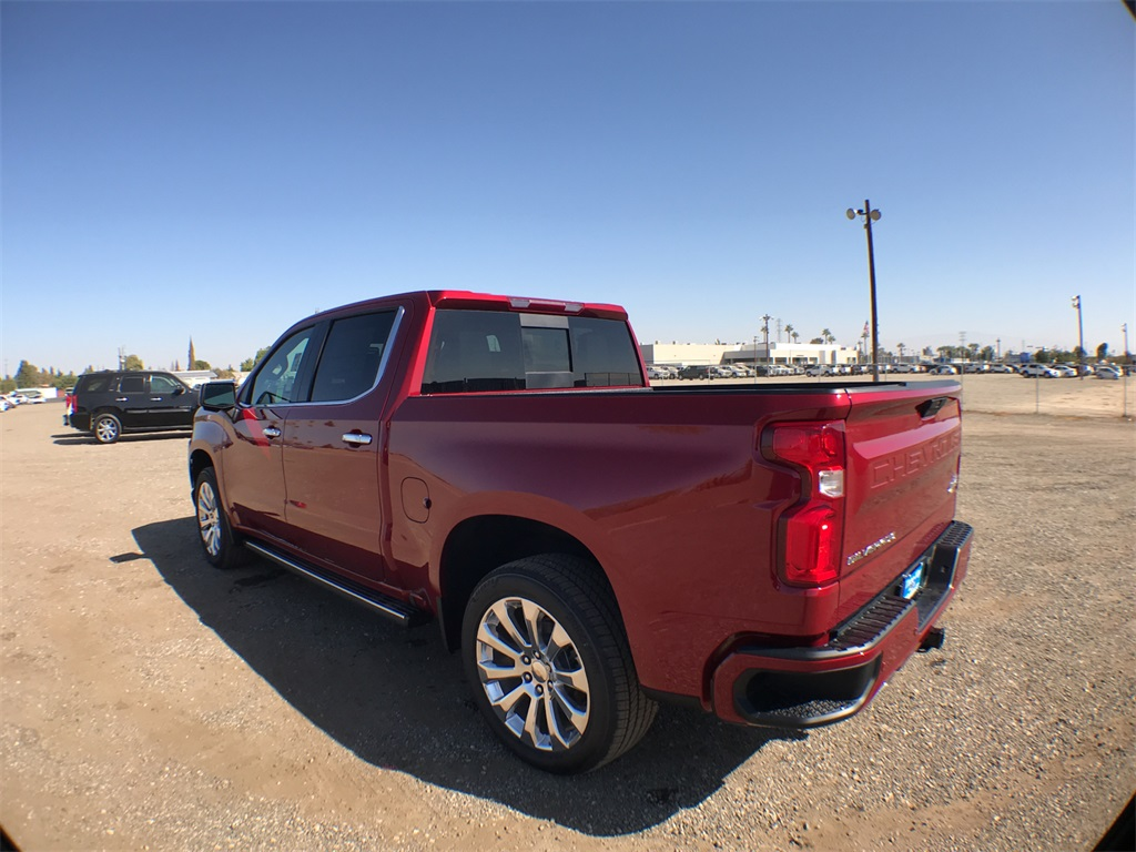 2019 Silverado 1500 Crew Cab 4x4,  Pickup #909426K - photo 2