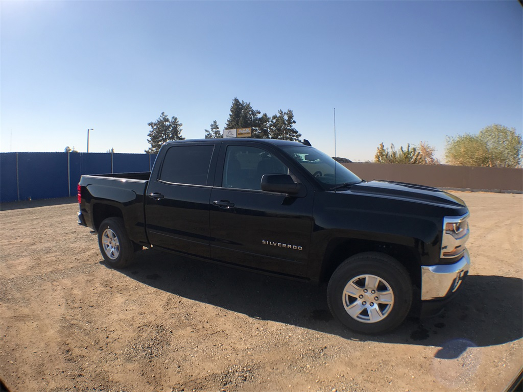 2018 Silverado 1500 Crew Cab 4x2,  Pickup #909523K - photo 4