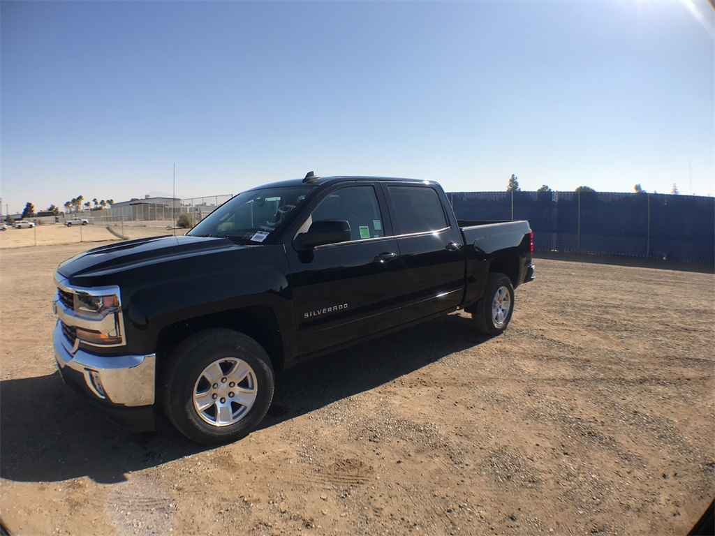 2018 Silverado 1500 Crew Cab 4x2,  Pickup #909523K - photo 1