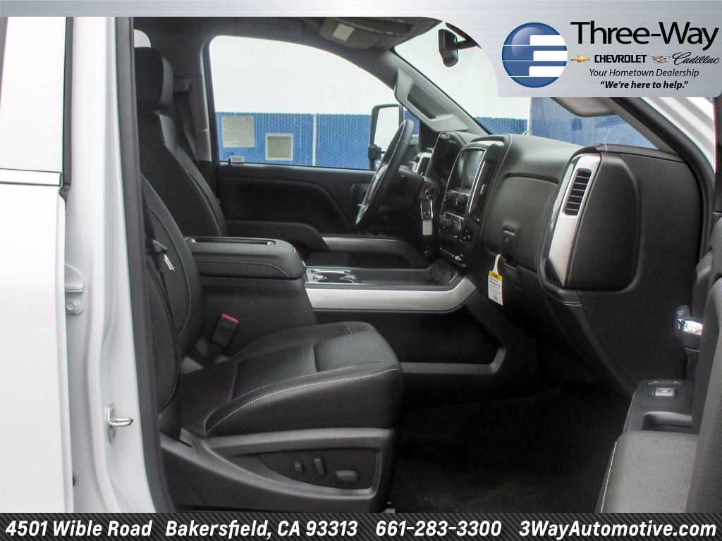 2018 Silverado 2500 Crew Cab 4x4 Pickup #914598K - photo 17