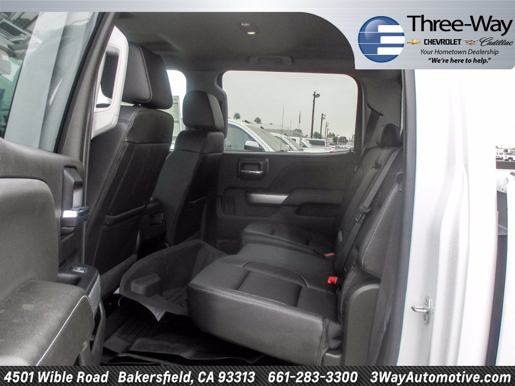 2018 Silverado 2500 Crew Cab 4x4 Pickup #914598K - photo 20