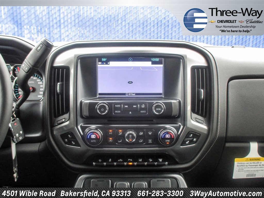 2018 Silverado 2500 Crew Cab 4x4 Pickup #914598K - photo 23