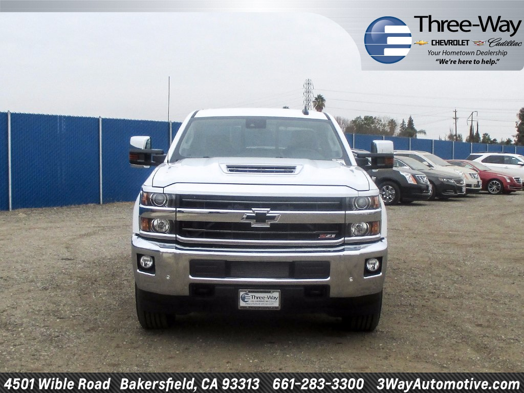 2018 Silverado 2500 Crew Cab 4x4 Pickup #914598K - photo 4