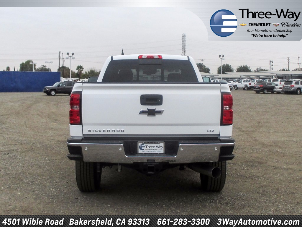 2018 Silverado 2500 Crew Cab 4x4 Pickup #914598K - photo 6