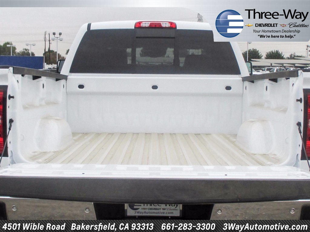 2018 Silverado 2500 Crew Cab 4x4 Pickup #914598K - photo 7