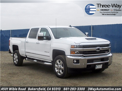 2018 Silverado 2500 Crew Cab 4x4 Pickup #914598K - photo 1