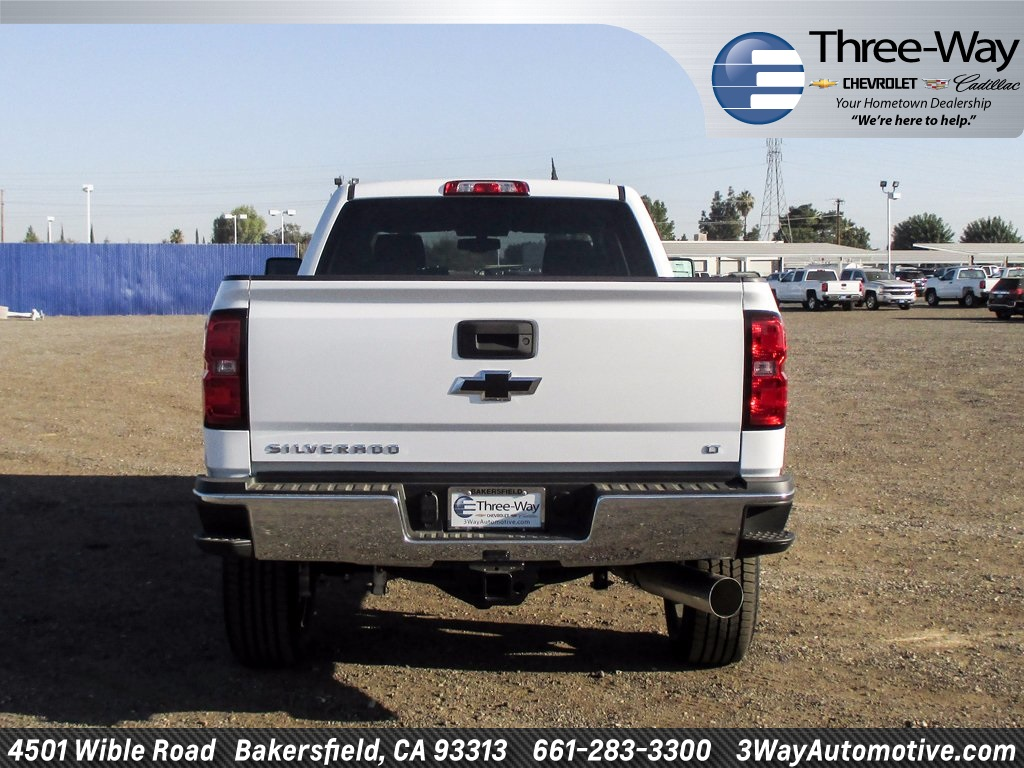 2018 Silverado 2500 Crew Cab 4x4 Pickup #914656K - photo 6