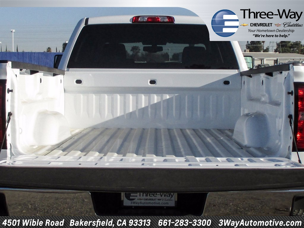 2018 Silverado 2500 Crew Cab 4x4 Pickup #914656K - photo 7