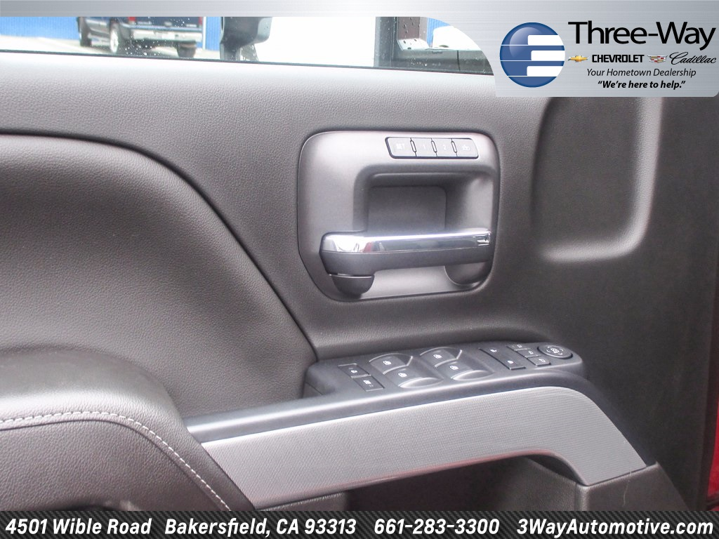 2018 Silverado 2500 Crew Cab 4x4 Pickup #914779K - photo 10