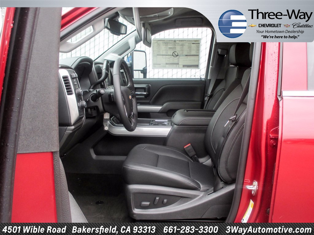 2018 Silverado 2500 Crew Cab 4x4 Pickup #914779K - photo 19