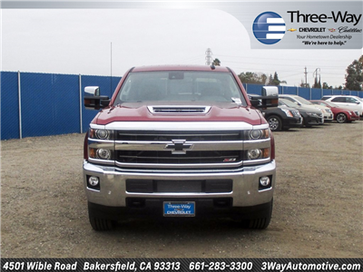 2018 Silverado 2500 Crew Cab 4x4 Pickup #914779K - photo 4