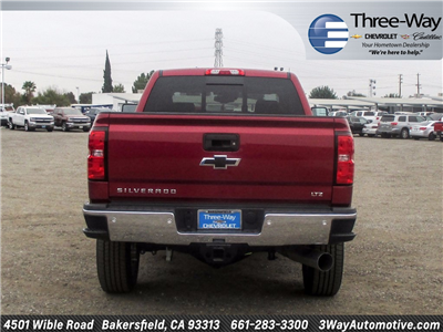 2018 Silverado 2500 Crew Cab 4x4 Pickup #914779K - photo 6