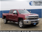 2018 Silverado 2500 Crew Cab 4x4 Pickup #914779K - photo 1