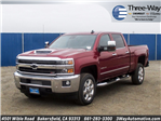 2018 Silverado 2500 Crew Cab 4x4 Pickup #914779K - photo 3