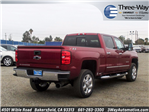 2018 Silverado 2500 Crew Cab 4x4 Pickup #914779K - photo 2