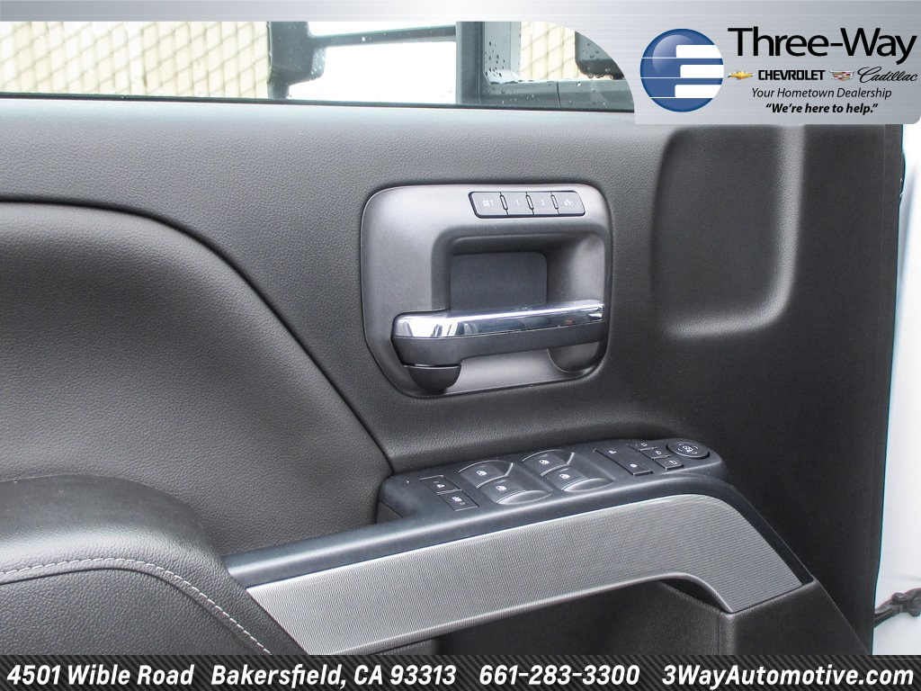 2018 Silverado 3500 Crew Cab 4x4, Pickup #915782K - photo 10