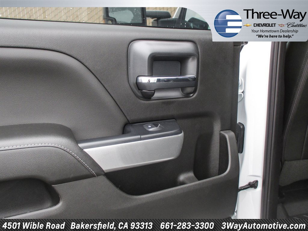 2018 Silverado 3500 Crew Cab 4x4, Pickup #915782K - photo 12