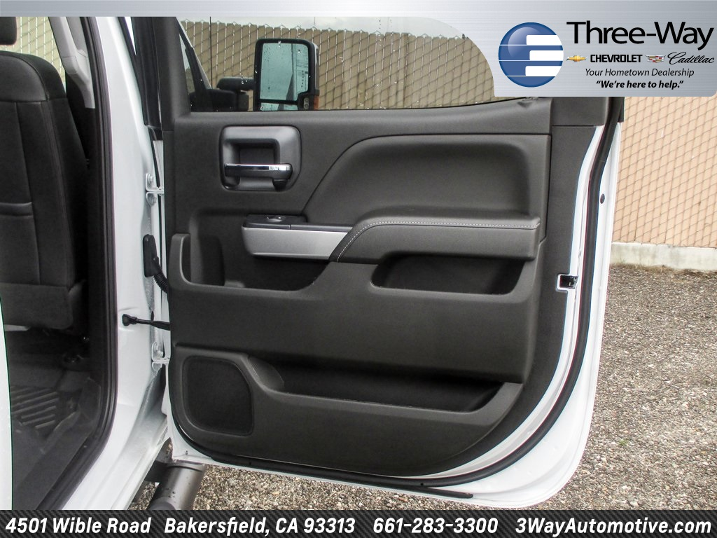 2018 Silverado 3500 Crew Cab 4x4, Pickup #915782K - photo 15