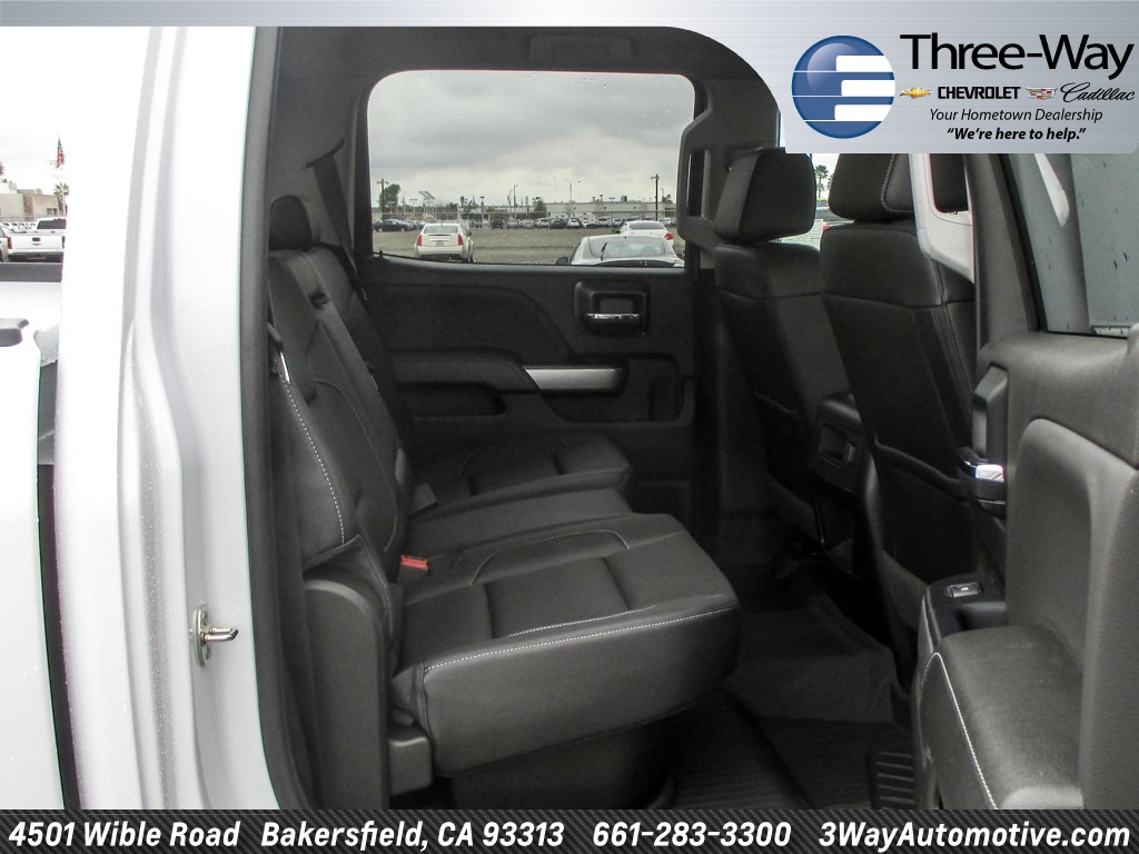 2018 Silverado 3500 Crew Cab 4x4, Pickup #915782K - photo 18