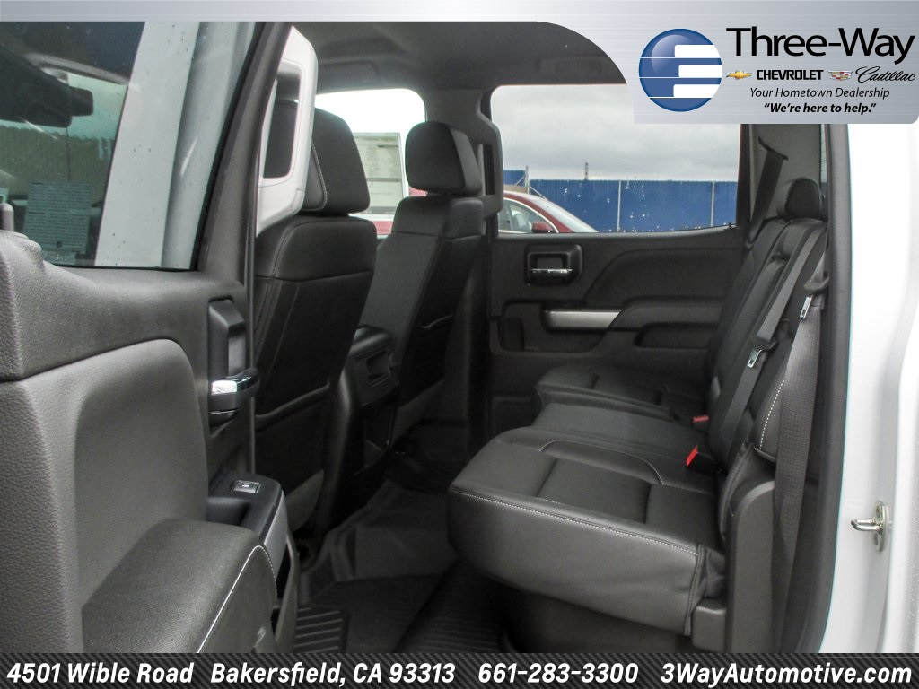 2018 Silverado 3500 Crew Cab 4x4, Pickup #915782K - photo 20