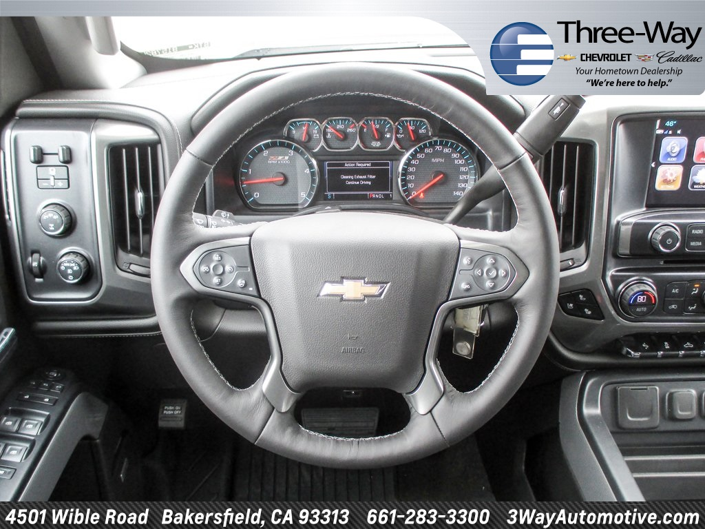 2018 Silverado 3500 Crew Cab 4x4, Pickup #915782K - photo 22