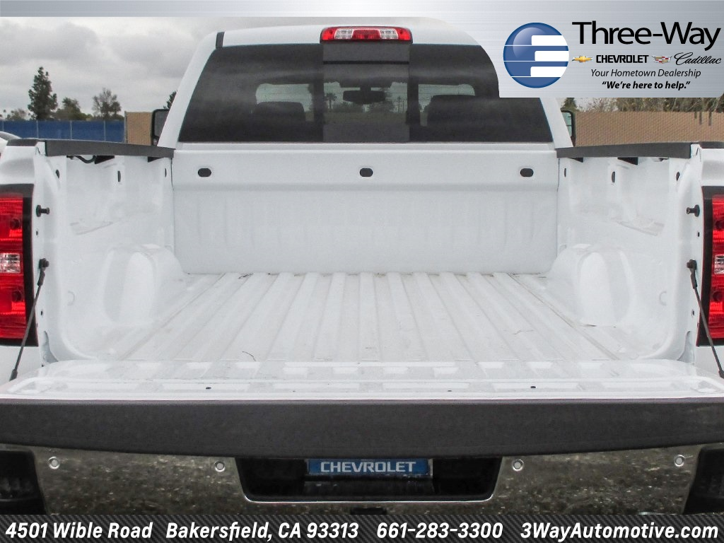 2018 Silverado 3500 Crew Cab 4x4, Pickup #915782K - photo 7