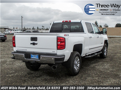 2018 Silverado 3500 Crew Cab 4x4, Pickup #915782K - photo 2