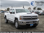 2018 Silverado 3500 Crew Cab 4x4, Pickup #915782K - photo 1