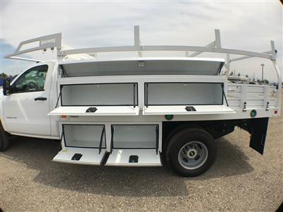 2018 Silverado 3500 Regular Cab DRW 4x2,  Knapheide Contractor Body #915922K - photo 9