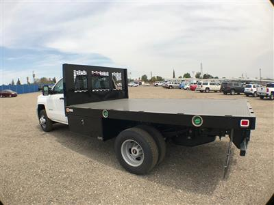 2018 Silverado 3500 Regular Cab DRW 4x2,  Knapheide Value-Master X Platform Body #916133K - photo 2