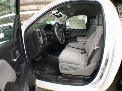 2018 Silverado 3500 Regular Cab DRW 4x2,  Knapheide Contractor Body #916223K - photo 12