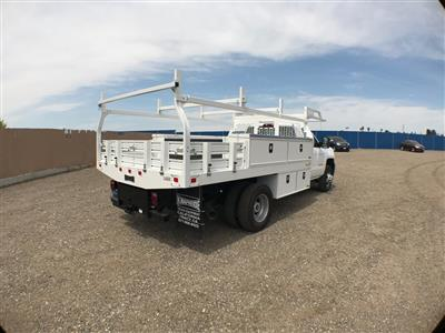 2018 Silverado 3500 Regular Cab DRW 4x2,  Knapheide Contractor Body #916223K - photo 2