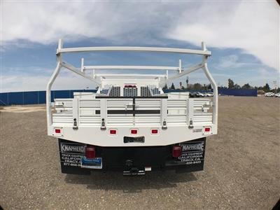 2018 Silverado 3500 Regular Cab DRW 4x2,  Knapheide Contractor Body #916223K - photo 4