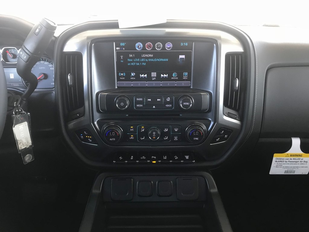 2018 Silverado 2500 Crew Cab 4x4,  Pickup #916697K - photo 22