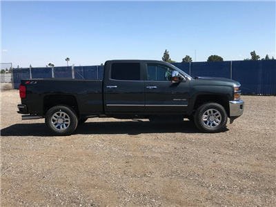 2018 Silverado 2500 Crew Cab 4x4,  Pickup #916697K - photo 5