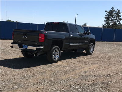 2018 Silverado 2500 Crew Cab 4x4,  Pickup #916697K - photo 2