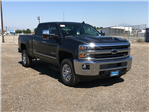 2018 Silverado 2500 Crew Cab 4x4,  Pickup #916697K - photo 1