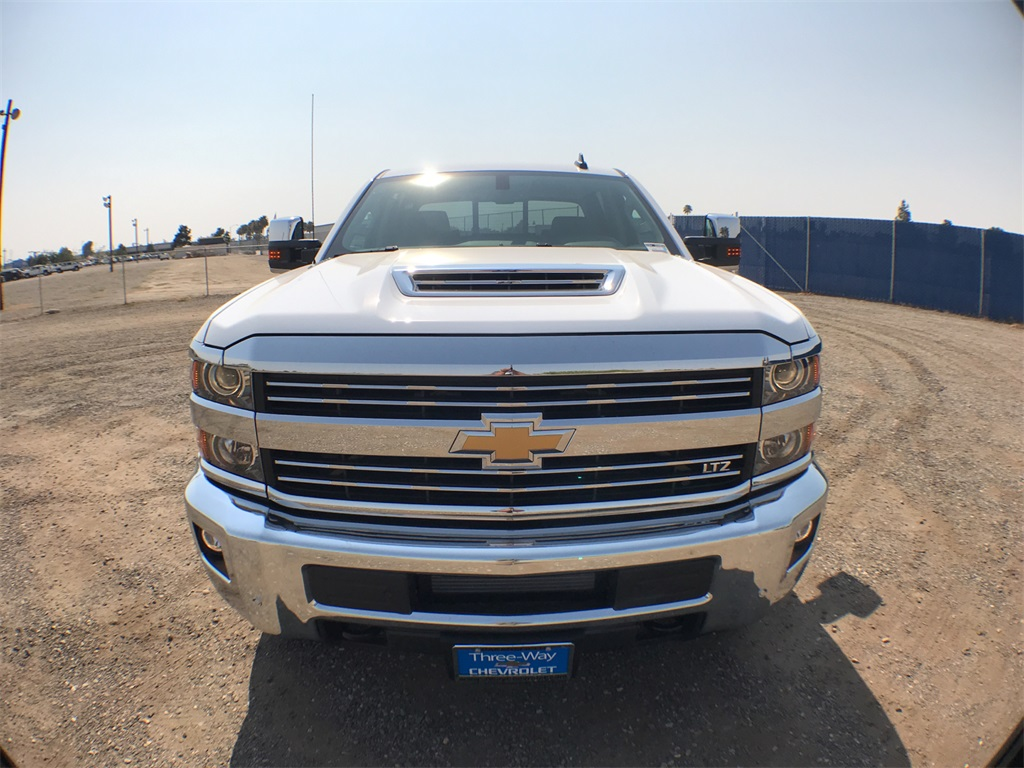 2019 Silverado 2500 Crew Cab 4x4,  Pickup #918481K - photo 4