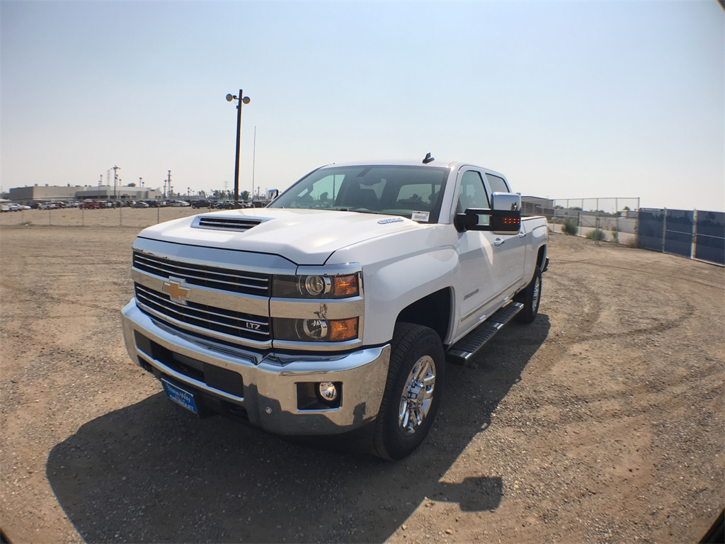 2019 Silverado 2500 Crew Cab 4x4,  Pickup #918481K - photo 1
