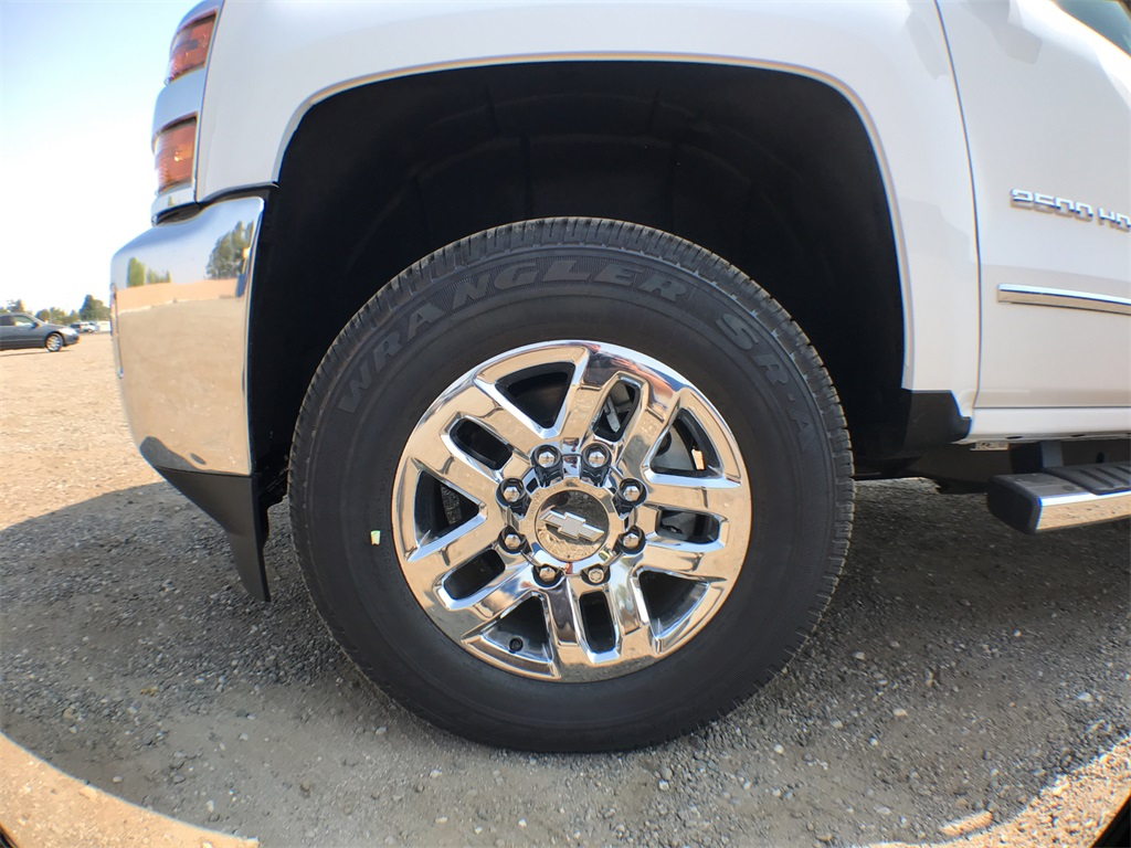 2019 Silverado 2500 Crew Cab 4x4,  Pickup #918481K - photo 6