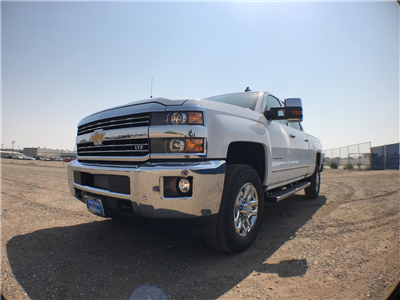 2019 Silverado 2500 Crew Cab 4x4,  Pickup #918481K - photo 5
