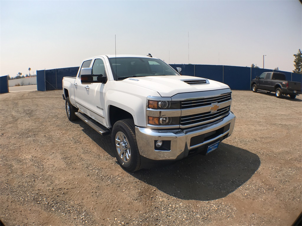 2019 Silverado 2500 Crew Cab 4x4,  Pickup #918545K - photo 3