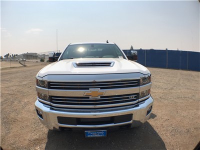 2019 Silverado 2500 Crew Cab 4x4,  Pickup #918545K - photo 4