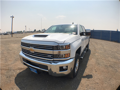 2019 Silverado 2500 Crew Cab 4x4,  Pickup #918545K - photo 1