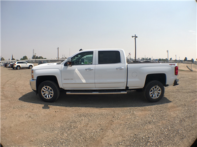 2019 Silverado 2500 Crew Cab 4x4,  Pickup #918545K - photo 8