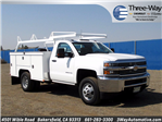2016 Silverado 3500 Regular Cab, Service Body #919511J - photo 1