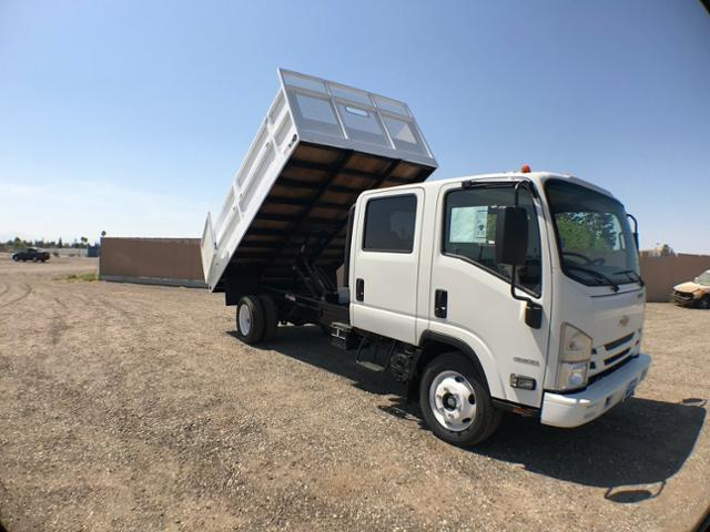 2017 Low Cab Forward Crew Cab 4x2,  Ironside Landscape Dump #945162K - photo 11